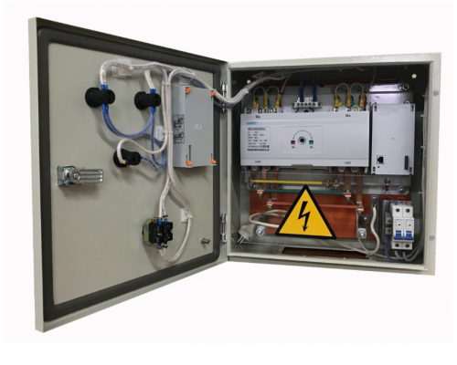 Шкаф АВР 100А IP54 (на базе NZ7)
