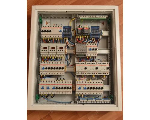 Электрощит ABB для скрытой установки на 24(28) модулей