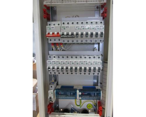 Щит ЩМПМг 06 с монтажной панелью. IP54