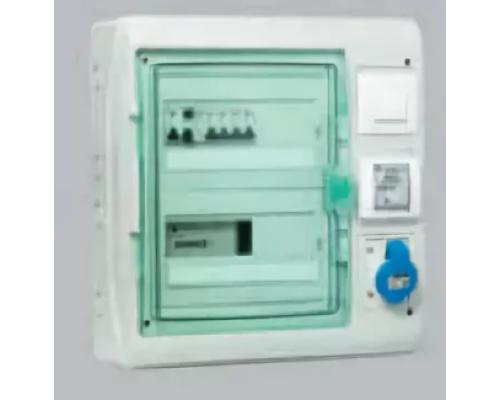 Распределительный мини-щит GD102N