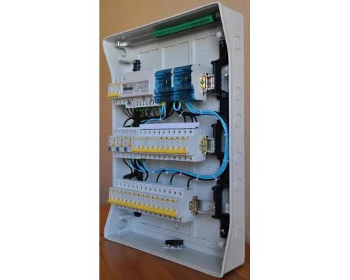Щит распределительный Siemens SIMBOX Хl 2X12модулей