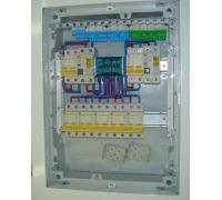 Шкаф АВВ для скрытой установки 24(28)модулей