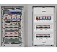 Шкаф АВВ для скрытой установки 36(42)модулей