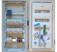 Шкаф АВВ для скрытой установки 48(56)модулей