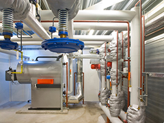 Проектирование наружных и внутренних инженерных сетей