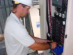 Возможность монтажа электроснабжения