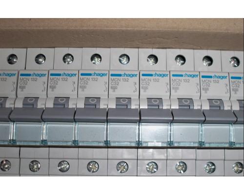 Щит для скрытой установки 48 модулей Golf Hager