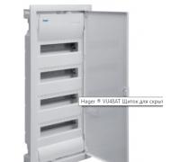 Щит для скрытого монтажа Volta Hager VU48AT