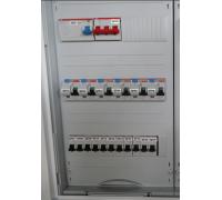 Щит ЩРУнг 1Н-9 IP54