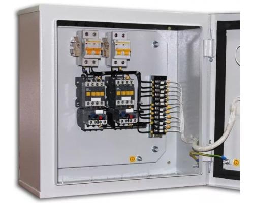 Ящик управления нереверсивный Я5115-1974-УЗ 0,8А IP31 автомат АЕ2036ММ 2 фидера