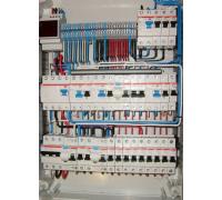 Электрощит ABB для скрытой установки на 48 (56) модулей